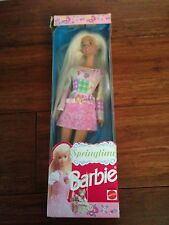 63810 Mattel Philippines Springtime Barbie Foreign Issue - Very hard to find!