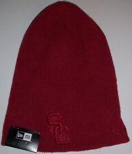 New Era USC Trojans Southern California Cal hat cap long knit ski beanie skull
