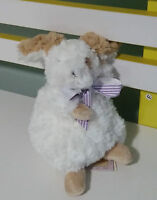 EASTER BUNNY RABBIT PLUSH TOY 14CM TALL BUNNIES BY THE BAY WITH TAGS!