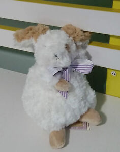 EASTER BUNNY RABBIT PLUSH TOY 14CM TALL BUNNIES BY THE BAY WITH TAGS