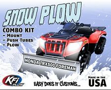 "Honda TRX500 Foreman (All Models) - 2012-2013 KFI ATV 48"" Snow Plow Combo Kit"