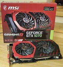 MSI Gaming-Z GeForce GTX 1070 VR Ready GDDR5 Graphics Card 8 GB
