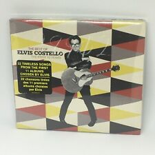 ELVIS COSTELLO The Best Of The First 10 Years NEW CD Digipak 22 Tracks