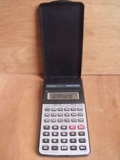 Vintage Casio FX-82LB FX82LB Fraction Calculatrice GRATUIT UK POSTE