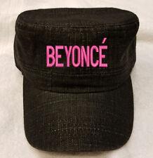Sexy Diva BEYONCE Hat Denim Cadet Flat Castro Cap Hat Adjustable fit