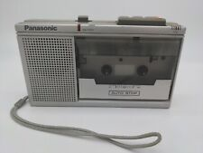 Vintage PANASONIC Cassette Player Recorder RQ-339D - Made in Japan Tested&Works