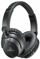 Audio-Technica Black Headphones
