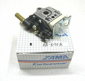 GENUINE OEM ZAMA CARBURETOR RB-K70A FOR ECHO TRIMMERS