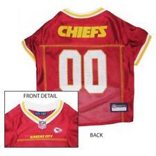 e330bf2e6 Pets First Kansas City Chiefs NFL Mesh Pet Jersey Medium
