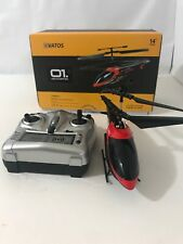 Vatos Helicopter Remote Control Helicopter Indoor 3.5 Channels  Mini RC Flying