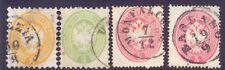 5.111,AUSTRIA,LOMBARDY-VENETIA,4 CLASSIC ST. LOT.1st. FAULTS