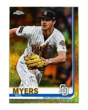 2019 Topps Chrome Gold #153 Wil Myers /50