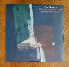 DON GROLNICK / HEARTS AND NUMBERS ~ w Brecker 1985 HipPocket ~ MINT ~ SEALED