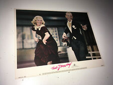 FRED ASTAIRE & GINGER ROGERS Movie Lobby Card Poster Musical THATS DANCING 1985
