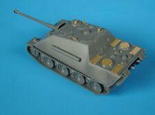 Hauler Models 1/72 German JAGDPANTHER TANK Photo Etch Detail Set