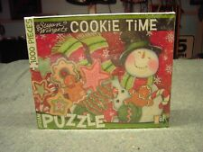 Susan Winget Cookie Time 1000 pieces Jigsaw Puzzle New