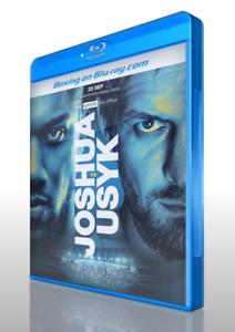 Oleksandr Usyk vs. Anthony Joshua on Blu-ray