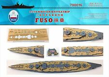 Chantier Naval 1/700 700016 Wood Deck IJN Fuso pour Fujimi