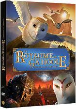 DVD  LE ROYAUME DE GA'HOOLE - La légende des Gardiens
