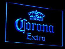 Corona Extra Beer Bar Pubs LED Neon Light Sign Man Cave A013-B