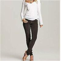 Women's USA Route 66 Slim Burgundy Grey Black Nude Pants Corduroy Trousers Jean