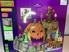 2021 LEMAX SPOOKY TOWN Halloween Village - ISLE OF CREEPY JACKS Sights & Sounds