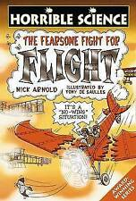 Fearsome Fight for Flight by Nick Arnold (Paperback, 2004) Horrible Science
