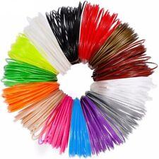 3D Pen Filaments Printing Material Refill PLA Drawing Pencil Non-toxic Odorless