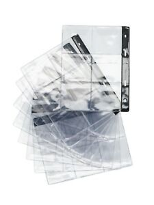 Medium album pages for Classic coins albums holders 12 to 35 slots Free delivery