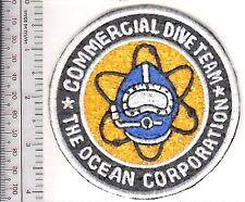 SCUBA Hard Hat Diving USA The Ocean Corporation Tampa Florida Commercial Dive Te