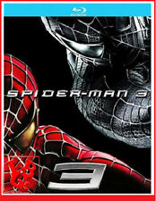 SPIDER-MAN 3 BLU-RAY - dvd SPIDERMAN Peter Parker Bluray