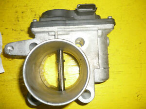 08-10 Isuzu NPR NRR NQR Chevrolet GMC W3500 W4500 W5500 Throttle Body OEM 5.2L