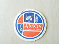"SOUS-BOCK Amos ""la bière de Metz"""