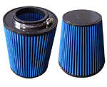 Jetex Universal Cone Air filter with 80mm I/D Neck FR-08001