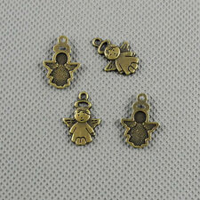 5x Craft Supplies jewellery Making Pendants Findings Charms A3108 Little Angel