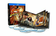 Indiana Jones - The Complete Adventure Collection Blu-ray Target Exclusive