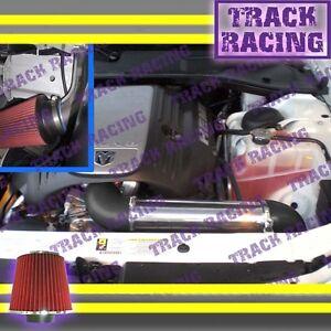 05-16 CHARGER/MAGNUM/CHALLENGER/300C 5.7/6.1L V8 HEMI COLD AIR INTAKE Black Red