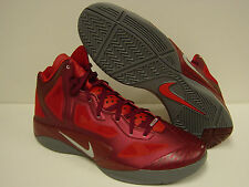NEW Mens Sz 15 NIKE Air Zoom Hyperfuse 2011 SPRM 469757 600 Red Sneakers Shoes