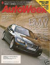 Autoweek Mag Feb 14, 2005- BMW 3 Series - Honda Civic Si - Toyota Avalon