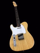 LEFTY! Fender Japan Telecaster Left Tele Guitar Custom Shop Pickups Rare 7.1 Lb