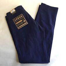 Arbor Collective Men's Denim Pants Ironside Navy Blue Size 30x32 NWT Skate