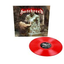 Hatebreed - Weight Of The False Self rotes Vinyl LP Album 2020