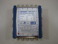 Spaun DMK 5582 F SAT Cascadable Satellite Multiswitch