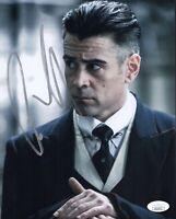 COLIN FARRELL Signed Harry Potter FANTASTIC BEASTS 8x10 Photo Autograph JSA COA