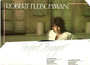 Robert Fleischman - Perfect Stranger (LP vinyl) 1979. Journey. Vocalist