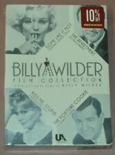 Billy Wilder Film Collection - 4 Dvd Set - The Apartment + 3 More - New