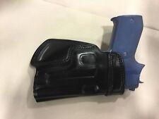 Leather SOB Holster - SIG P220 / P226, RUGER SR9 / SR40 (# 5226 BLK)