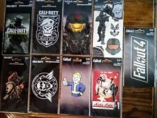 Call Of Duty, Fallout and Halo Wars Single Sheet Decals