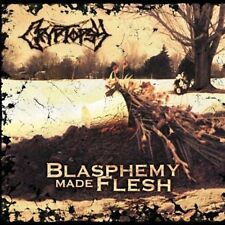 New: Cryptopsy: Blasphemy Made Flesh  Audio CD