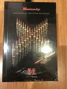 **NEW** Hornady 10th Edition Handbook of Cartridge Reloading - 99240.